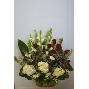 Love and Celebration Floral Arrangement