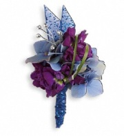 Feel the Beat Boutonniere