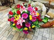 Marvelous speech bouquet