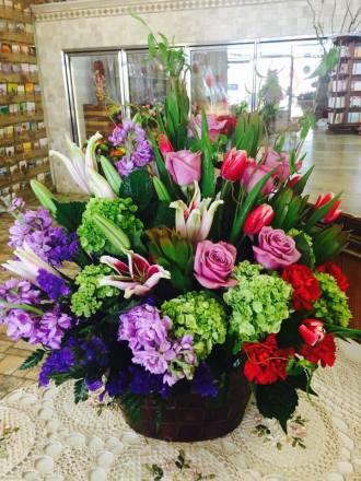Best mix of flowers bouquet