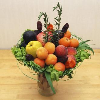 Delicious Fruit Bouquet