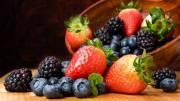 Simple Berries Basket