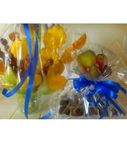 Fresh Fruit Edible Bouquet Package