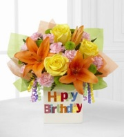 The FTD® Birthday Celebration Bouquet