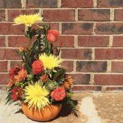 Bloomin' Pumpkin