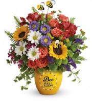 Garden Of Wellness Bouquet DX