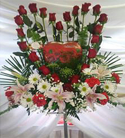 in my heart arrangement