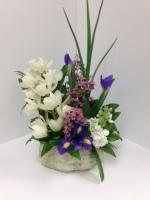 Rockn' Orchids & Iris Garden