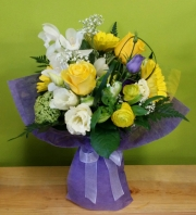 Sunshine Garden Bouquet