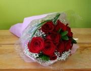 1 Dozen Roses Bouquet