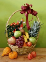 Harvest Basket III