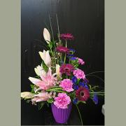 Purple Mist 7576 Bouquet