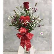 Just For You Valentine's Floral Arrangement