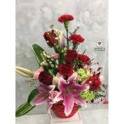 Expressions Of Love Floral Arrangement