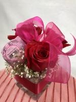 Cupid's Arrow Valentines Arrangement