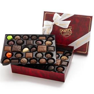 ROGERS\' DELUXE BOX OF CHOCOLATES