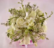 Airy White Bouquet
