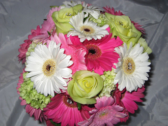 Gerbera & Roses Bouquet