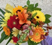 Broadway Florists Fall Deluxe