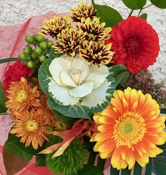Broadway Florists Fall Touch