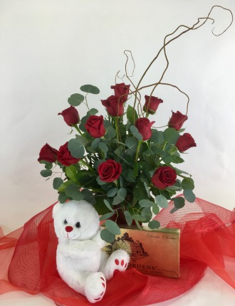 Endless Love Rose Arrangement