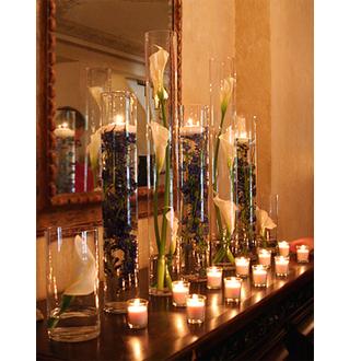 Broadway Florists Calla & Delphinium