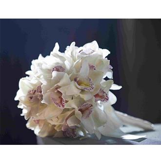 Broadway Florists Cymbidium Bouquet