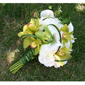 Broadway Florists Orchid Bouquet