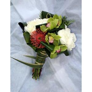 Broadway Florists Orchids, Protea and Hydrangea Bouquet
