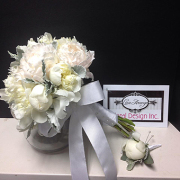 Aneesha Bridal bouquet