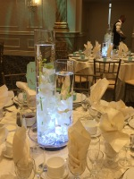 TRIO CYLINDER CENTERPIECE RENTAL