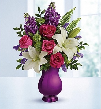 Teleflora\'s Sparkle and Shine Bouquet