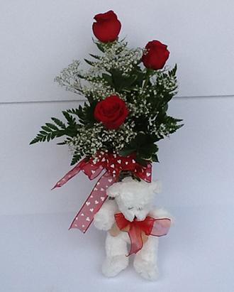 Love Bear Bouquet