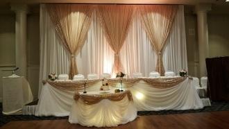 MGM Wedding Decor