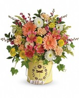 Teleflora's Country Spring Bouquet