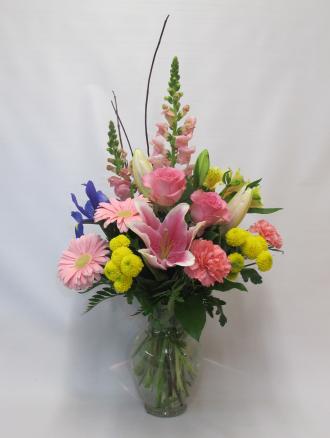 Everyday Wishes Vase