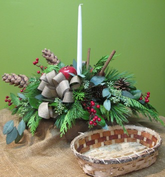 Woodland Wonder Centerpiece