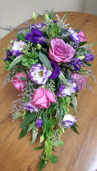 Purple Dream Bouquet