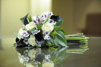 Simple Elegance Wedding Bouquet