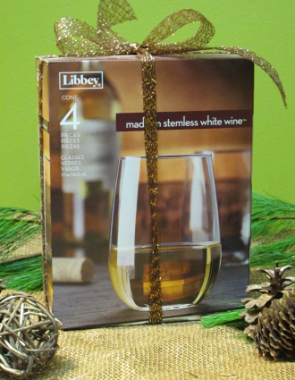 White Wine Set of 4 Glasses