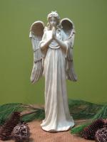 19in Decorative Praying Angel