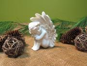 Ceramic Cherob Angel