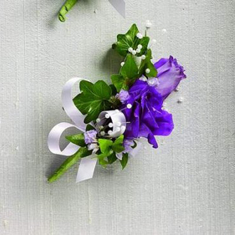 FTD Purple Passion Corsage