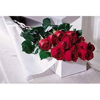 Classic Wrapped Rose Bouquet