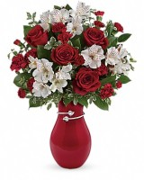 The Pair Of Heart Bouquet