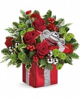 The Gift Wrapped Bouquet