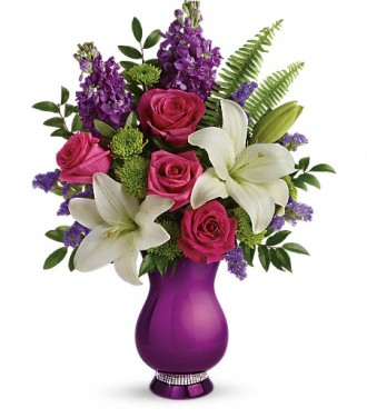The Sparkle And Shine Bouquet