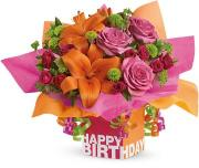The Rosy Birthday Present