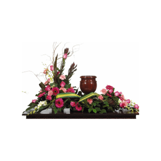 CARISMA FLORISTS® Pink Seasonal Arrangement