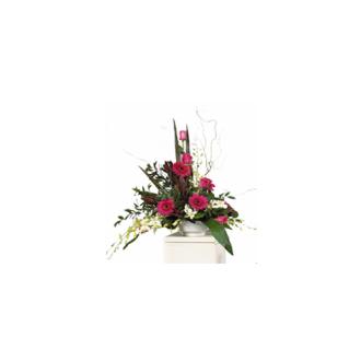 CARISMA FLORISTS® Pink Seasonal Arrangement